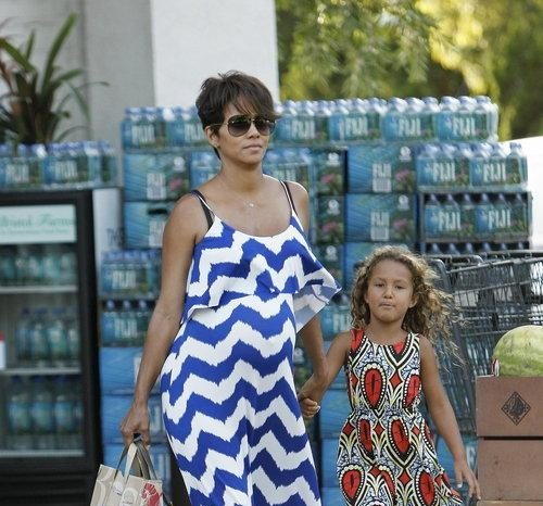 Halle Berry 's Ex Is Changing Daughter's Hair - DC Nitelife
