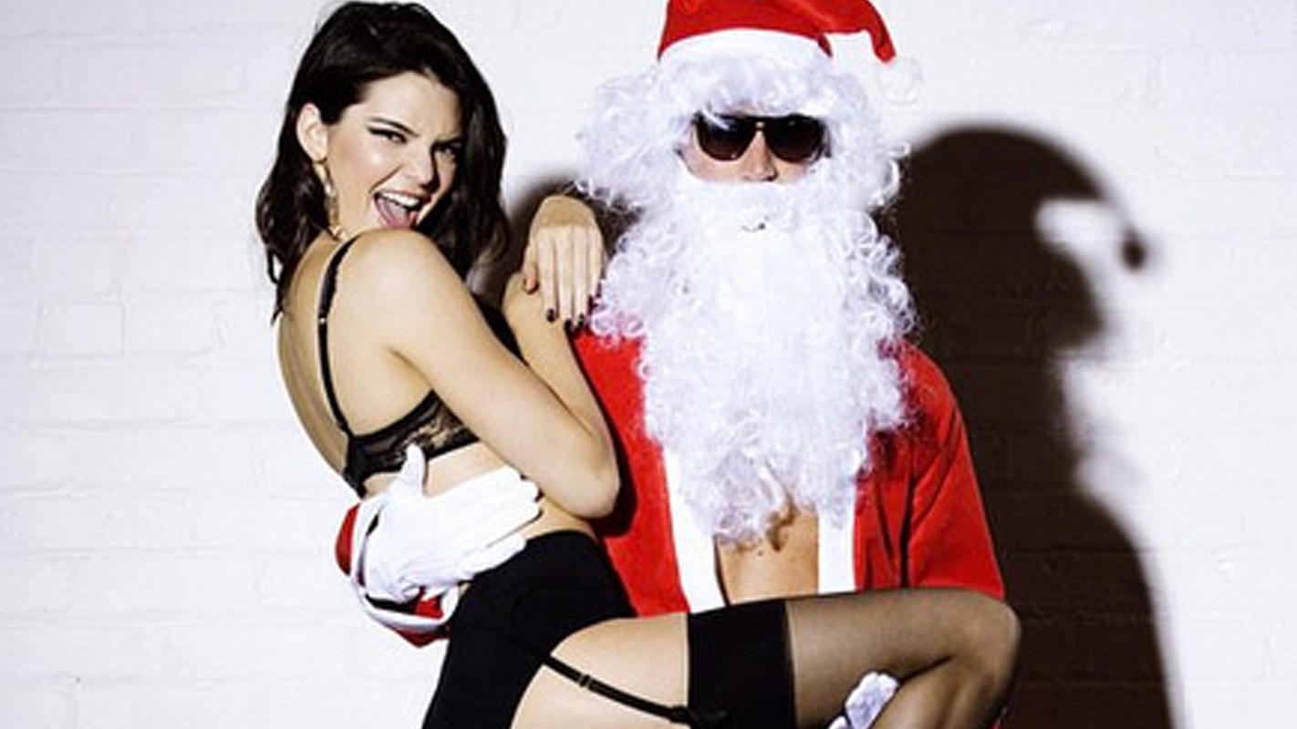 Kendall and Kris Jenner\'s No Pants Dance Party - DC Nitelife