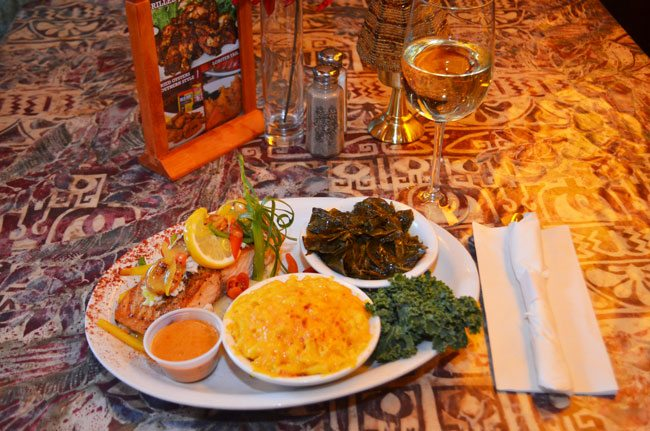 restaurant of the week carolina kitchen bar grill dc