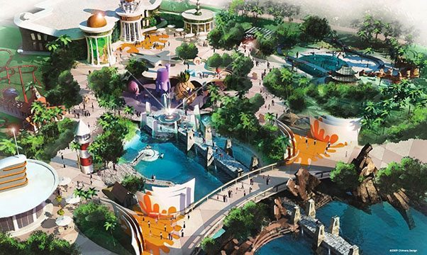 The four million square foot motiongate™ Dubai is expected to draw ...