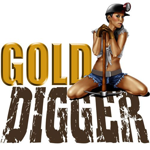 gold digger dating