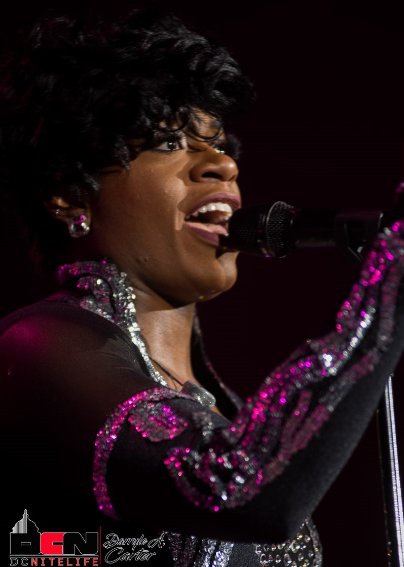 Fantasia And Charlie Wilson Tour