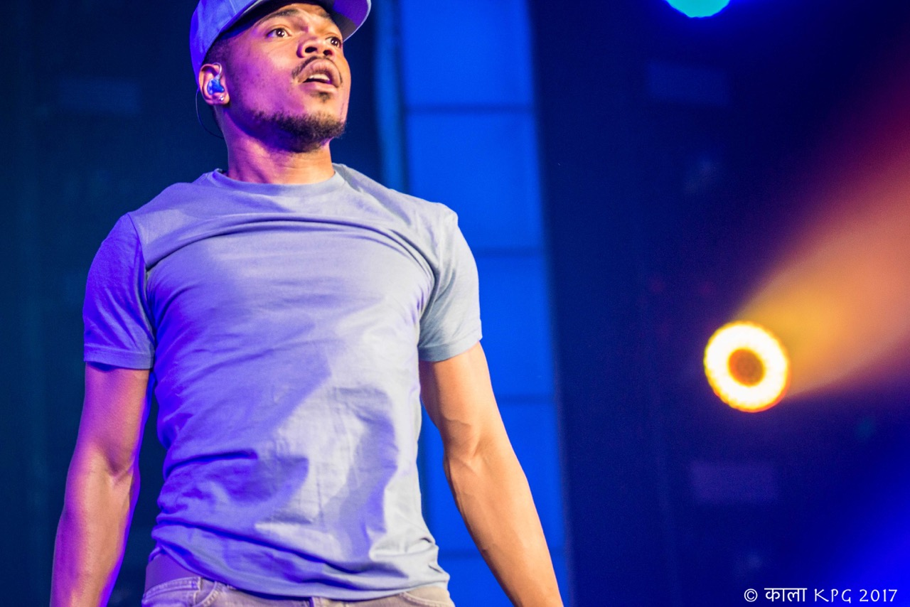Chance the Rapper Set Baltimore on Fire at Royal Farms Arena - DC