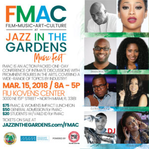 13TH ANNUAL JAZZ IN THE GARDENS MUSIC FEST GETS READY FOR A RECORD BREAKING  WEEKEND WITH A STUNNING 2018 LINE UP! Anita Baker, Chaka Khan, Smokey  Robinson, ...